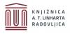 Logotip Knjižnice A. T. Linharta Radovljica